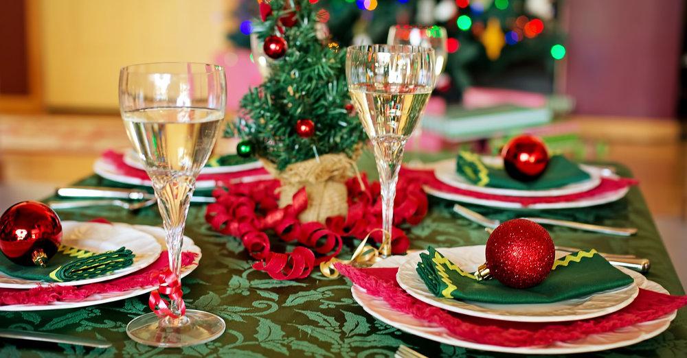 Kleine Weihnachtsgeschenke für die Gäste