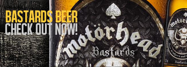 Metal and Wine - Motörhead Bastards